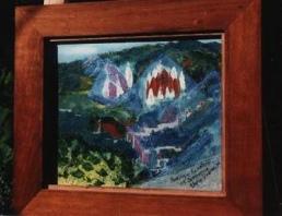 Healing of the waters, Mt Tamborine