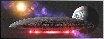 Pleiadian starship Pi