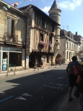 St Foy La Grand medieval town